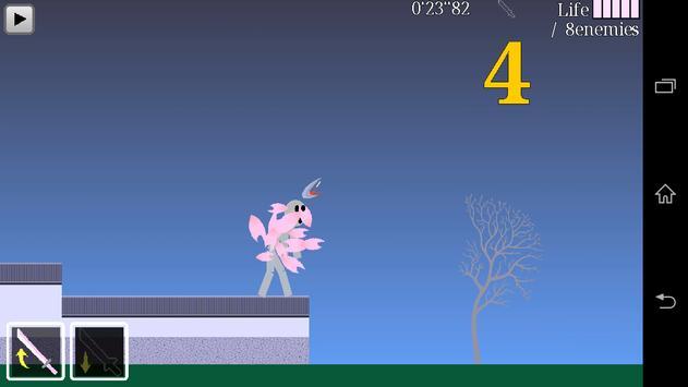 Sakura Blade screenshot 1