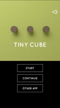 Escape Game Tiny Cube poster