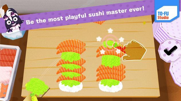 TO-FU Oh!SUSHI स्क्रीनशॉट 1