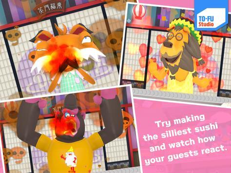 TO-FU Oh!SUSHI स्क्रीनशॉट 20