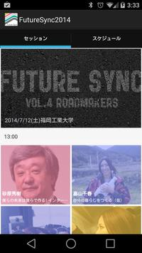 FutureSync2014 poster