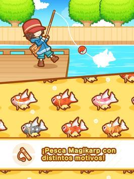 Pokémon: Magikarp Jump captura de pantalla 8