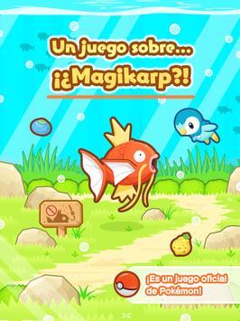 Pokémon: Magikarp Jump captura de pantalla 9