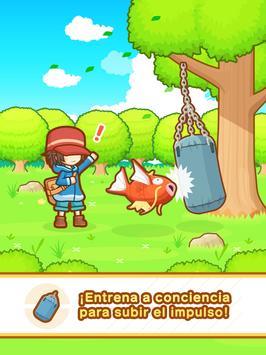 Pokémon: Magikarp Jump captura de pantalla 10