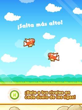Pokémon: Magikarp Jump captura de pantalla 11