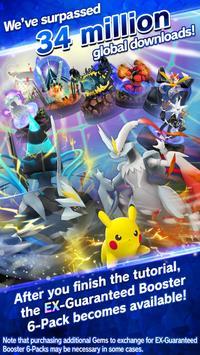 Pokémon Duel постер