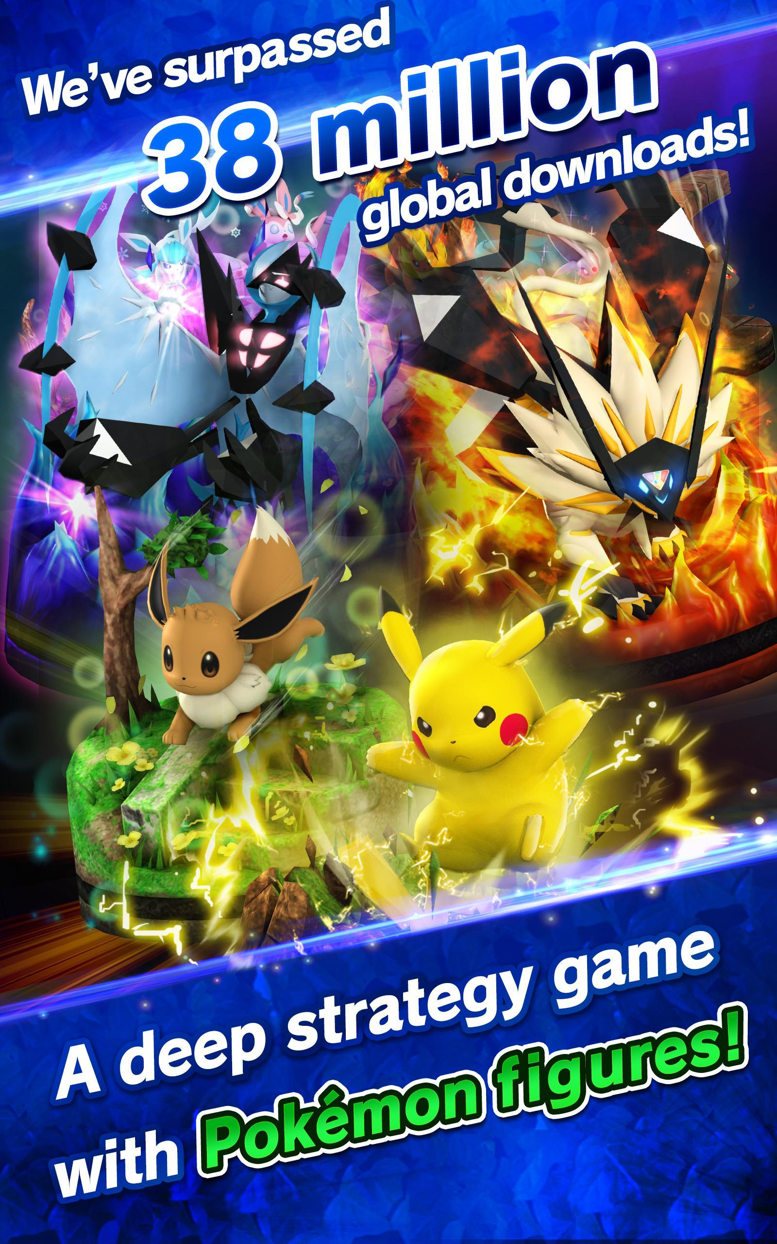 Download Pokémon Duel APK Pokémon Duel
