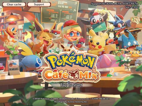 Pokémon Café Mix screenshot 7