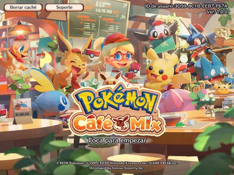 Pokémon Café Mix captura de pantalla 11