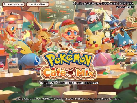 Pokémon Café Mix capture d'écran 7