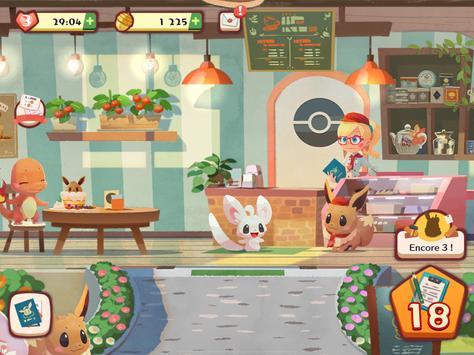 Pokémon Café Mix capture d'écran 10