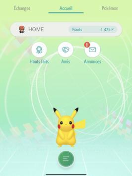 Pokémon HOME capture d'écran 6