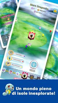 4 Schermata Pokémon Rumble Rush