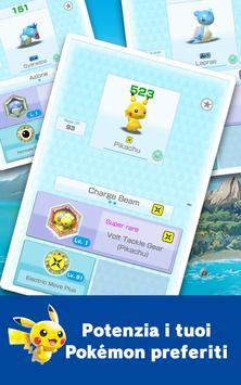 6 Schermata Pokémon Rumble Rush