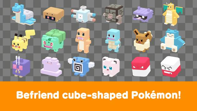 Pokémon Quest скриншот 2