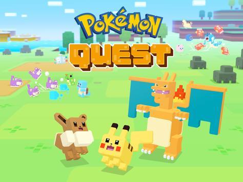 Pokémon Quest ảnh chụp màn hình 4