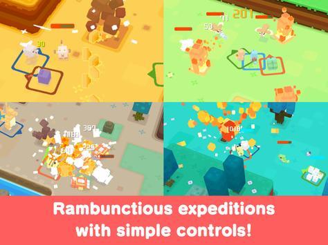 Pokémon Quest ảnh chụp màn hình 5