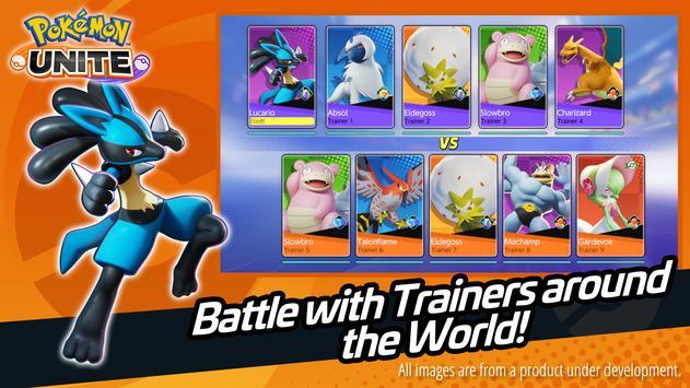 Pokémon UNITE screenshot 1
