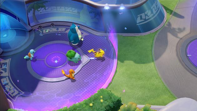 2 Schermata Pokémon UNITE