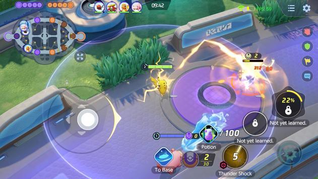 Pokémon UNITE screenshot 3