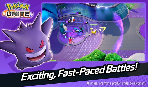 Pokémon UNITE screenshot 6