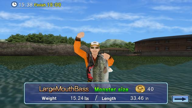 Bass Fishing 3D Free screenshot 15