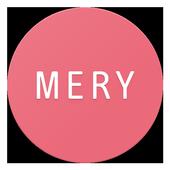 MERY[メリー]- 女の子のためのファッション情報アプリ icon