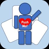PushMe! icon