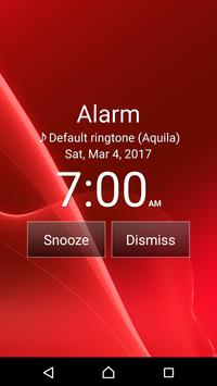 Smart Alarm Free screenshot 1