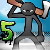 Anger of stick 5 : zombie icon