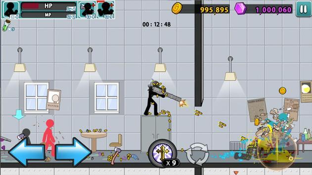 Anger of stick 5 : zombie screenshot 10