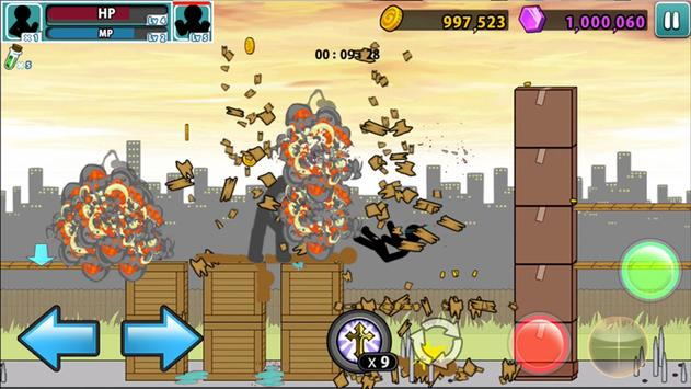 Anger of stick 5 : zombie screenshot 14