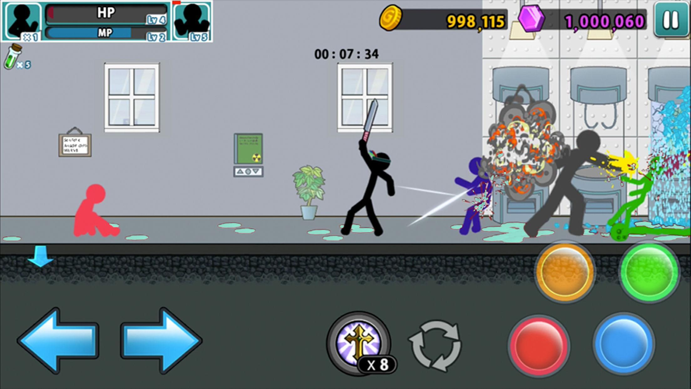 Anger of stick 5 : zombie for Android - APK Download