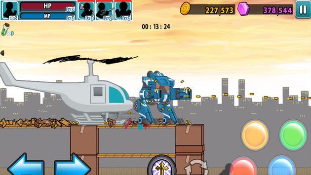 Anger of stick 5 : zombie screenshot 9