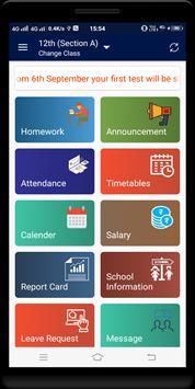 Shri Krishna Public Sr Sec School-Sikandra स्क्रीनशॉट 1