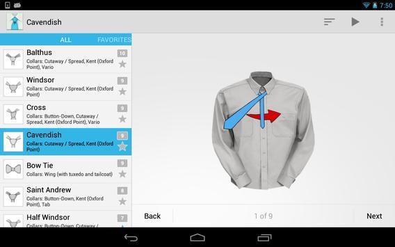 Tie Deluxe screenshot 3
