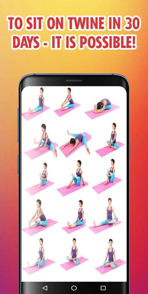 Exercice De Souplesse Femme Debutant Pour Android Telechargez L Apk