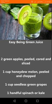 energy natural juices screenshot 14