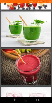 energy natural juices screenshot 2