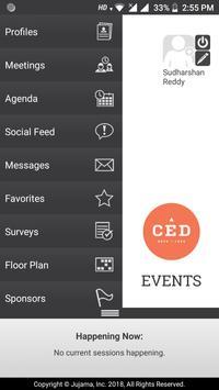 CED Events screenshot 2