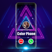 Julia Color Phone (for uganda) icon