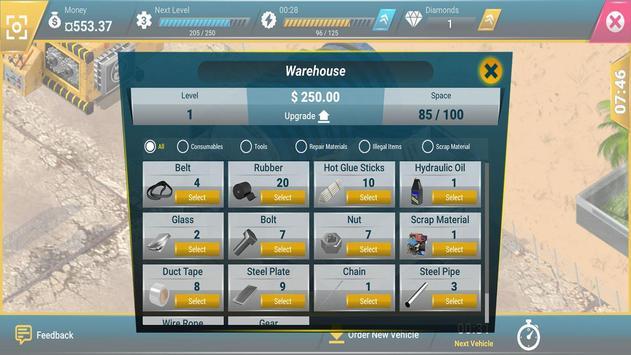 Junkyard Tycoon - Car Business Simulation Game screenshot 13