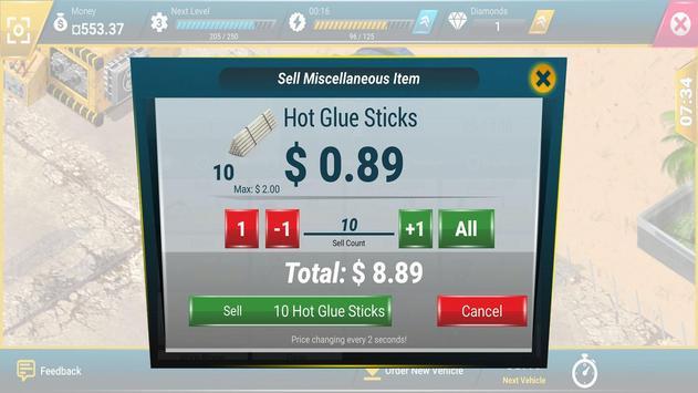Junkyard Tycoon - Car Business Simulation Game screenshot 6