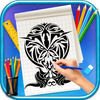 Learn to Draw Tribal Tattoos アイコン
