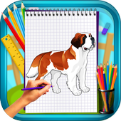 Learn to Draw Dogs icon