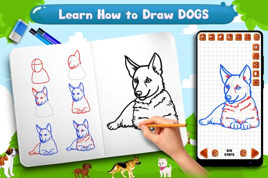 Learn to Draw Dogs poster