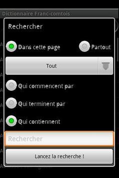 Patois Franc-Comtois screenshot 2