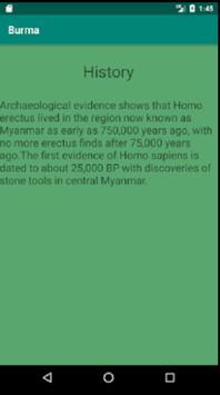 About of Burma screenshot 4