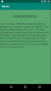 About of Burma screenshot 5