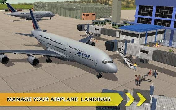 City Airport Super Flights 3D poster